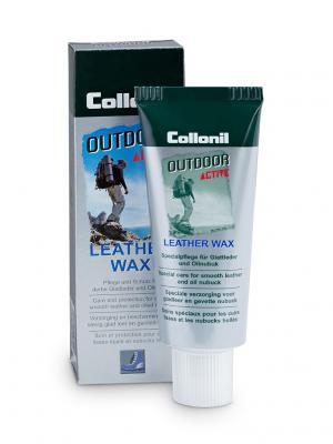 Outdoor Active Leather Wax Collonil. Цвет: прозрачный