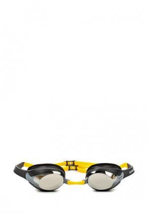 Очки для плавания Speedo. Цвет: желтый