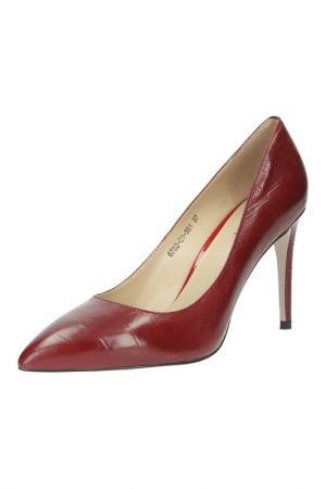 Туфли Felicita. Цвет: красный