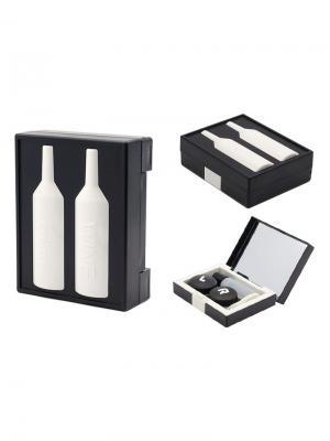 Набор для контактных линз WINE К1606-С09 Germes. Цвет: черный, белый