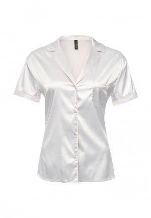 Рубашка домашняя Love Republic. Цвет: серый