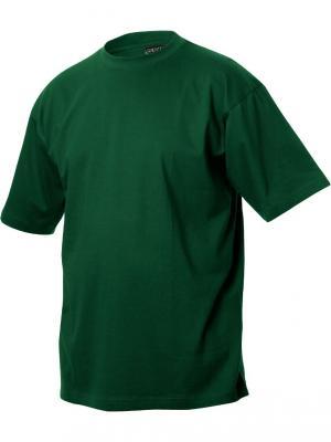 Футболка Classic-T Clique. Цвет: темно-зеленый