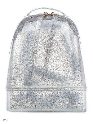 Рюкзак Calipso. Цвет: серебристый
