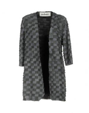 Легкое пальто CABAN ROMANTIC. Цвет: серый