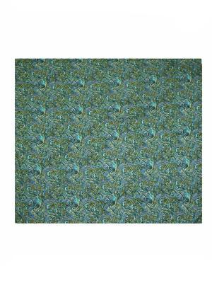 Шаль Magrom. Цвет: темно-зеленый