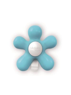 Ароматизатор для автомобиля/FIORELLINO/голубой/EQUILIBRIUM Mr&Mrs Fragrance. Цвет: голубой