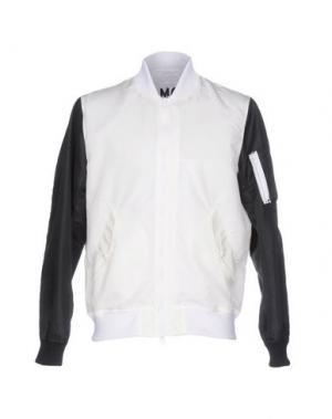 Куртка MC MASTER OF CEREMONIES. Цвет: белый
