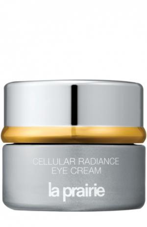 Крем для области вокруг глаз Cellular Radiance Eye Cream La Prairie. Цвет: бесцветный