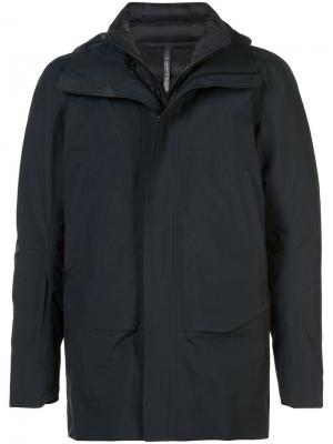 Insulated layer coat Arcteryx Veilance Arc'teryx. Цвет: чёрный