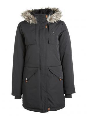 Куртка KIMONE COAT HUMMEL. Цвет: черный