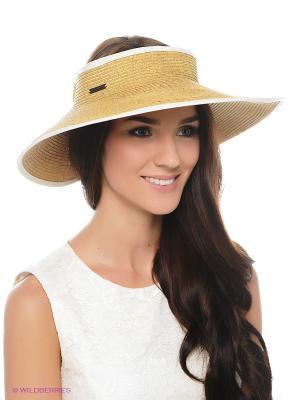Шляпа SEEBERGER. Цвет: кремовый