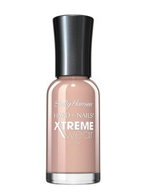 Xtreme Wear Лак для ногтей тон 105 SALLY HANSEN. Цвет: светло-бежевый