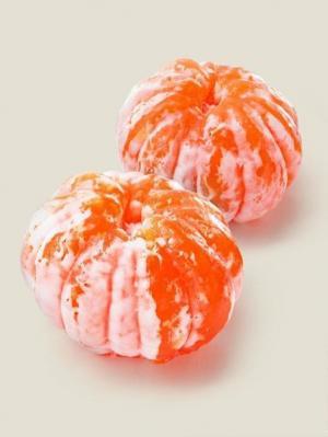 Мыло Мандаринка Бюро находок. Цвет: оранжевый