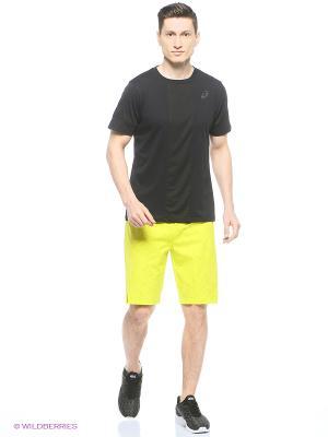 Бордшорты BOARD SHORT 10IN ASICS. Цвет: желтый
