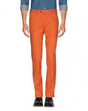 Повседневные брюки VERDERA. Цвет: оранжевый