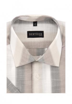 Рубашка Berthier. Цвет: бежевый