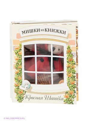 Набор Красная шапочка Мишки из книжки. Цвет: светло-желтый