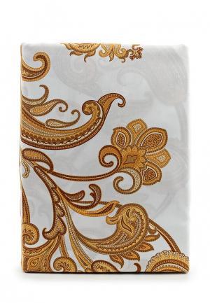 Комплект постельного белья 1,5-спальный Хлопковый Край. Цвет: белый