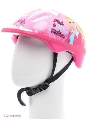 Шлем Barbie. Цвет: розовый