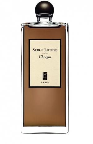 Парфюмерная вода Chergui Serge Lutens. Цвет: бесцветный