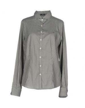 Pубашка BROOKSFIELD. Цвет: свинцово-серый
