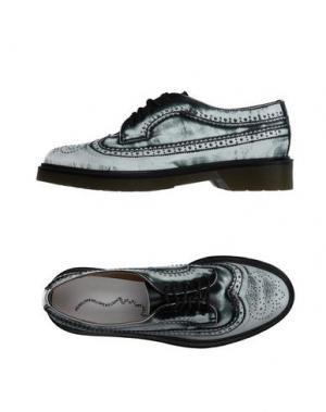 Обувь на шнурках PENELOPE. Цвет: светло-зеленый