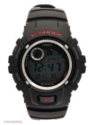 Часы G-SHOCK G-2900F-1V CASIO. Цвет: черный