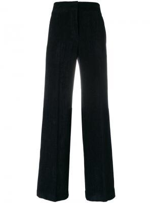 Широкие брюки Paul Smith. Цвет: синий