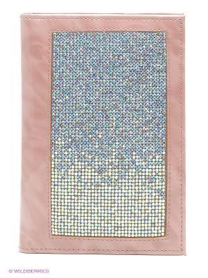 Обложка для паспорта VIVIAN ROYAL. Цвет: персиковый