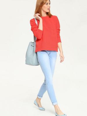 Блуза Drywash. Цвет: оранжевый