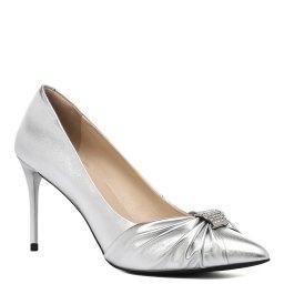 Туфли  C-833 серебряный KISS MOON
