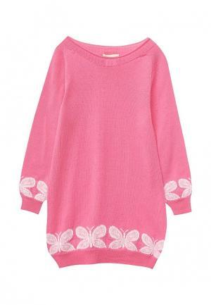 Туника R&I. Цвет: розовый