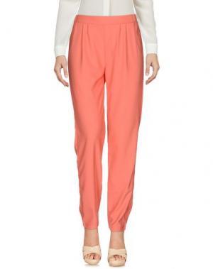 Повседневные брюки ANONYME DESIGNERS. Цвет: пастельно-розовый