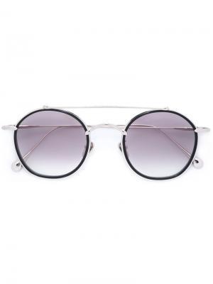 Солнцезащитные очки Egoistic Sunday II Frency & Mercury. Цвет: металлический