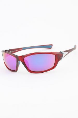 Очки солнцезащитные Esprit. Цвет: винный
