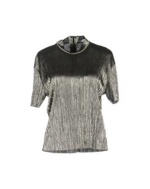 Блузка CHILI PEPPERS. Цвет: серый