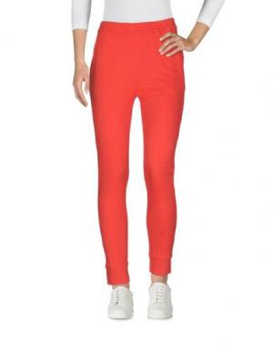 Повседневные брюки HARTFORD. Цвет: коралловый