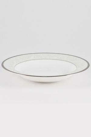 Набор тарелок 23 см, 6 шт. Narumi. Цвет: белый