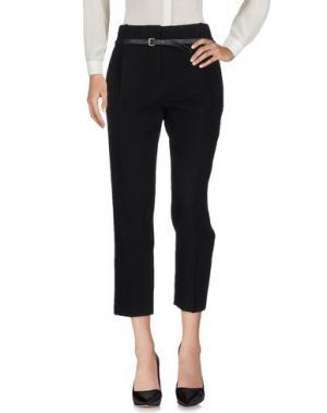 Повседневные брюки TELA. Цвет: черный