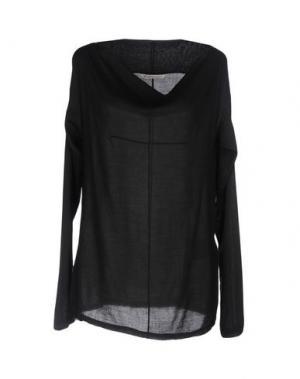 Блузка NOVEMB3R. Цвет: черный