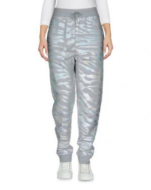 Повседневные брюки KENZO. Цвет: светло-серый