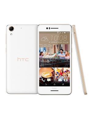 Смартфон Desire 728G DS EEA White Luxury HTC. Цвет: белый