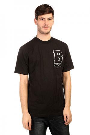 Футболка  Letterman Black Plan B. Цвет: черный