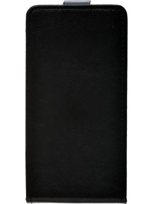 Flip case skinBOX Sony Xperia Z3+. Цвет: черный