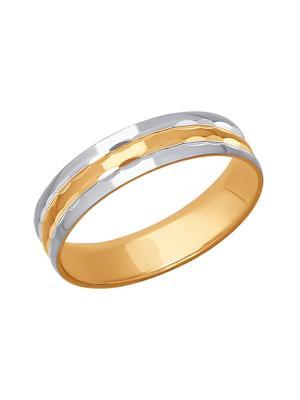 Обручальное кольцо SOKOLOV 110163