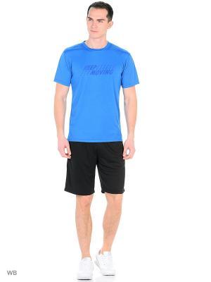 Комплект для занятия спортом Guahoo. Цвет: черный, синий