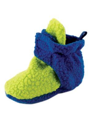 Носки Luvable Friends. Цвет: синий, зеленый
