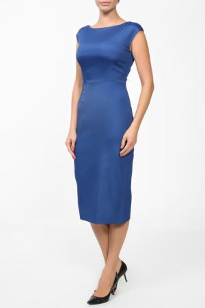 Платье Alexander Terekhov. Цвет: синий