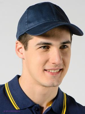 Бейсболка Levi's®. Цвет: синий