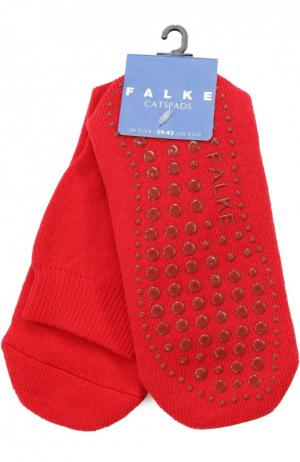 Носки Catspads Falke. Цвет: красный